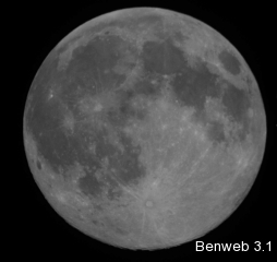September 22, 2010 Full moon (version b)