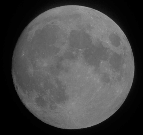 June 14, 2011 Full moon