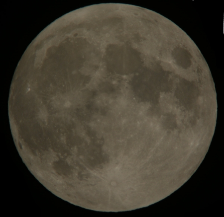 June 26, 2010 Full moon