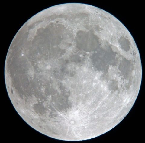 May 5, 2012 Full moon