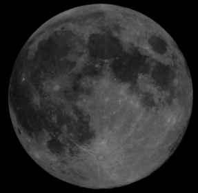 September 29, 2012 Full moon