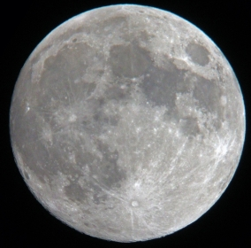 October 28. 2012 Full moon