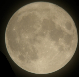 March 30, 2010, Full moon