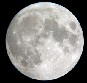 May 16, 2011 Full moon