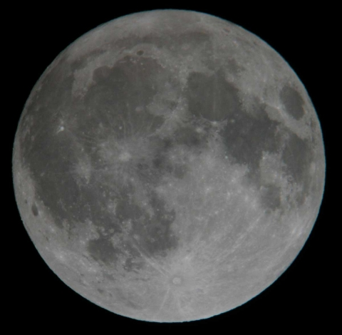 January 8, 2012 Full moon