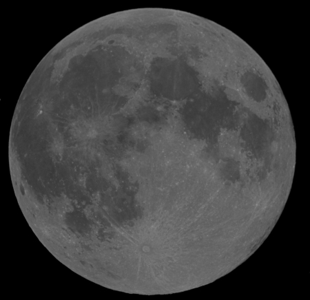 July 25, 2010 Full moon