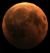 December 21, 2010 Full moon eclipsed