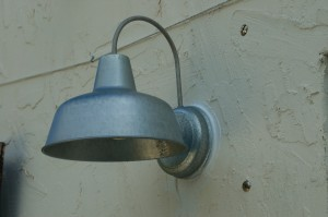 "The ""functional"" Ellicott fixture, only $39 at Lowe's."